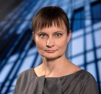Magdalena Dulińska - Vice President of the Managment Board